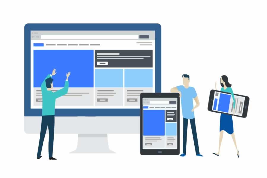 Web design and branding